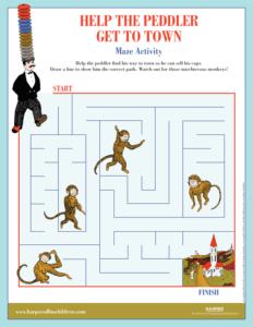 Peddler Maze