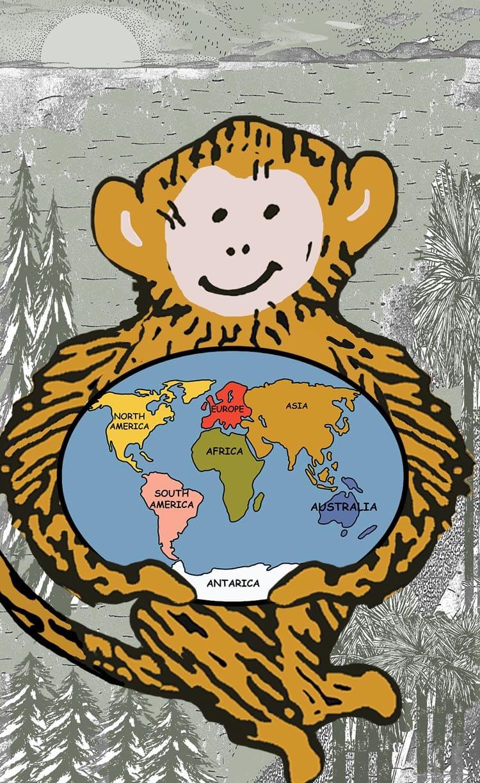 Monkeys of the World Mobile