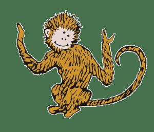 Monkey Sarah