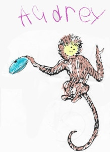 Monkey Picture from Audrey