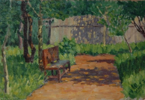 Figure 09: Park Bench c. 1927