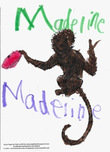 Monkey Picture from Madeline
