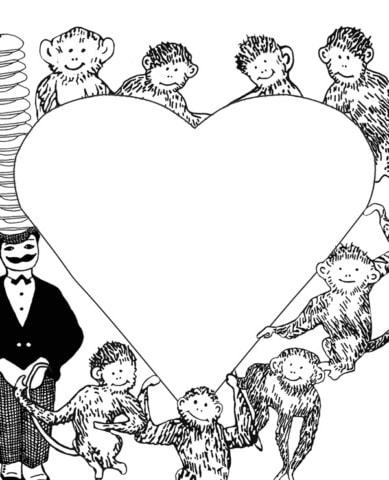 Valentine's Day Color Content picture