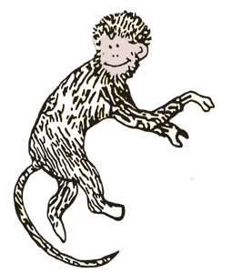 Download Monkey to Color