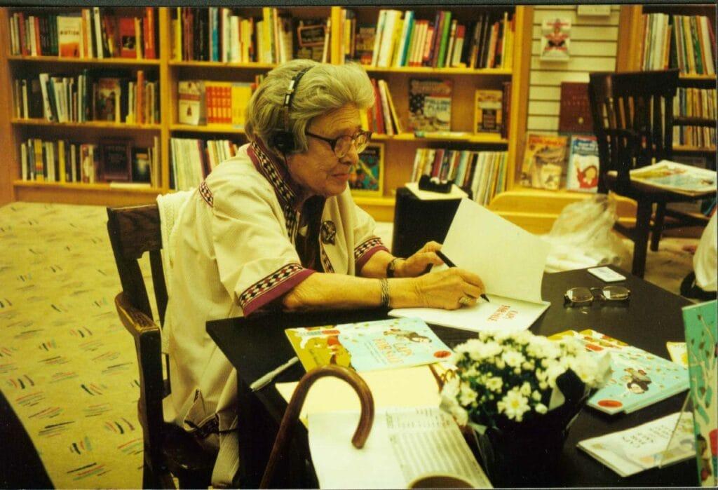 Esphyr Slobodkina Book Signing